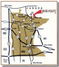 Resort - Crane Lake - Minnesota - Pine Point Lodge, Fishing